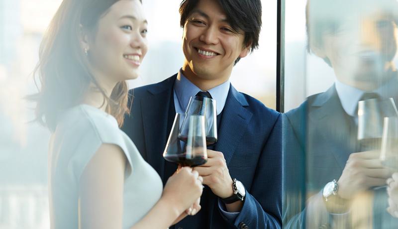 相談所主催の婚活パーティー